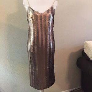 J Crew Women's Sequined Dress